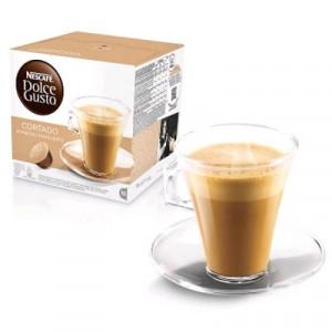 Cafe Dolce Gusto Espresso Cortado (16 Capsulas)