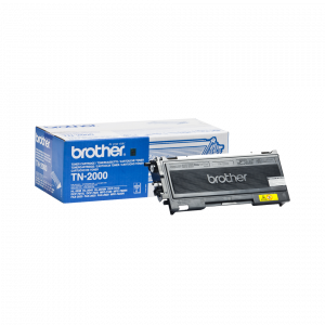 Toner Cartridge Black Brother Tn2000
