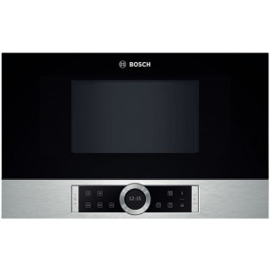 Microondas S/Grill 21l Bosch Bfl634gs1 Integrable