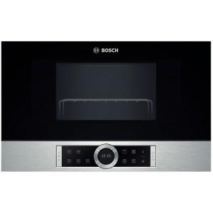 Microondas Grill 21l Bosch Bel634gs1 Integrab Comp