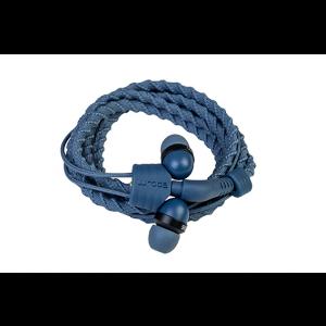 Auriculares Pulsera Wraps Cden-V15m Talk Denim