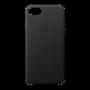 Funda Apple Iphone 8/7 Piel Negra