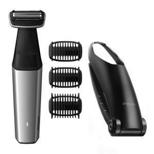 Afeitadora Corporal Masculina Philips Bg5020/15 Wet&Dry Recargable
