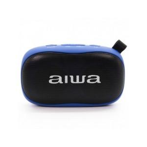 Altavoz Portatil Aiwa Bs-110bl Bluetooth Azul