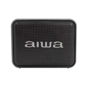 Altavoz Portatil Aiwa Bs-200bk Bluetooth Negro