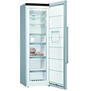 Congelador V Bosch Gsn36aiep 186cm Nf Inox A++