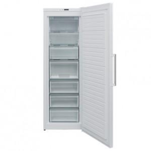 Congelador V Hyundai Hycv1p185nfbe 186cm Nf Blanco A+/F