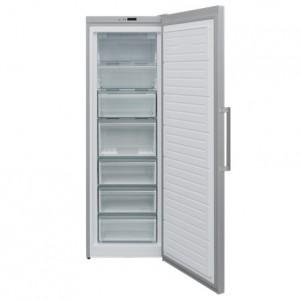 Congelador V Hyundai Hycv1p185nfxe 186cm Nf Inox A+/F