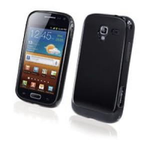 Funda Minigel Negra Samsung Galaxy Ace 2 Muvit