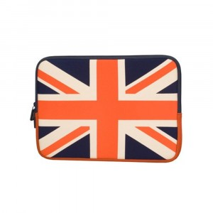 "Funda Neopre Para Netbook /Tablet 10"" Bandera Uk"