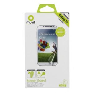 Set Dos Protectores Pantalla Brillo Galaxy S4