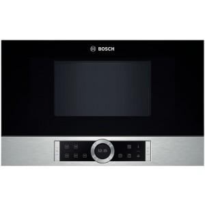 Microondas S/Grill 21l Bosch Bfr634gs1 Neg/Inox In