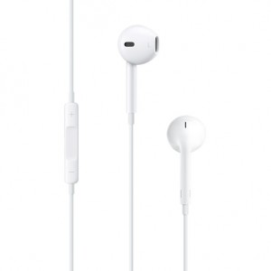 Auricular Apple Earpod Con Clavija De 3,5mm
