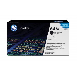 Toner Hp 647a Negro Color Laserjet