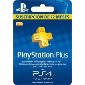 Playstation Plus Suscripcion 365d 49.99€