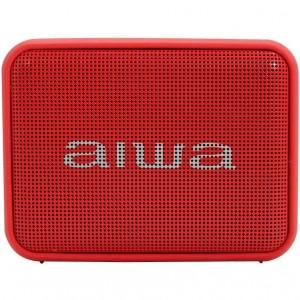 Altavoz Portatil Aiwa Bs-200rd Bluetooth Rojo