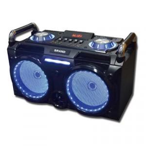 Mini Cadena Portatil Sakkyo Dj630 Bateria Recargable 300w Karaoke