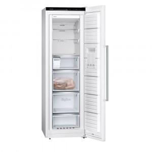 Congelador V Siemens Gs36nawep 186cm Nf Blanco A++