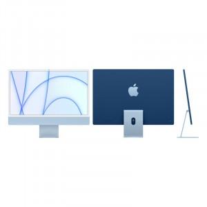 """Ordenador Apple Imac 24"""" 4.5k M1 Chip 8core Cpu 8core Gpu 8gb 256gb Blue"""