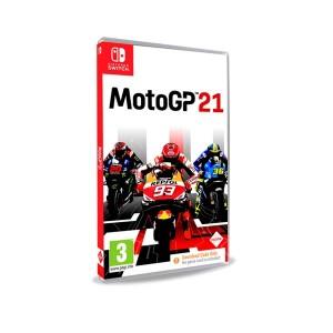 Juego Nintendo Switch Moto Gp 21