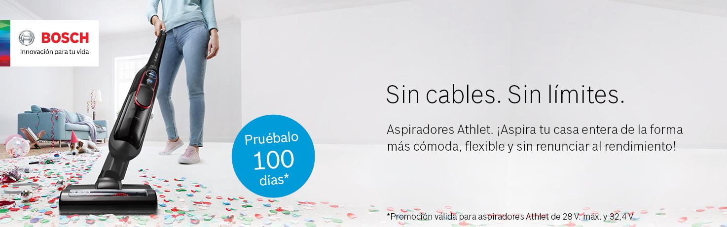 Sin cables, sin límites!