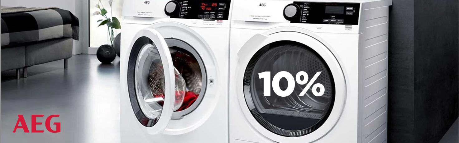 Promoción Lavado AEG